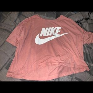 Nike women's athletic top